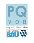 PQ Zertifizierung Bau